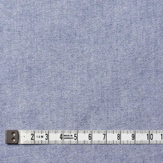 コットン×無地(ブルー)×オックスフォード_全3色 イメージ4