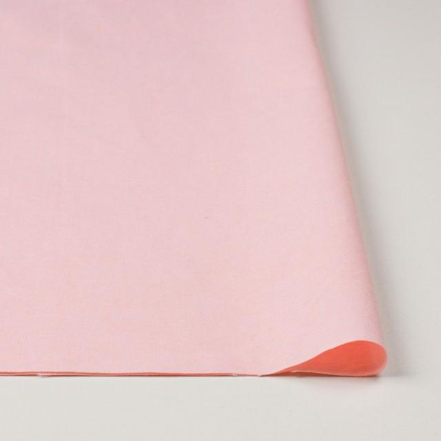 コットン×無地(ピンク)×オックスフォード・ワッシャー_全4色 イメージ3
