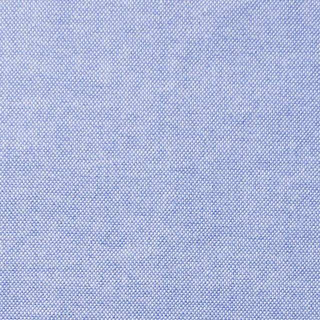 コットン×無地(サックス)×オックスフォード・ワッシャー_全4色 イメージ1