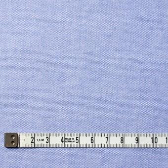コットン×無地(サックス)×オックスフォード・ワッシャー_全4色 サムネイル4