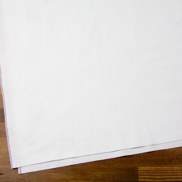 コットン×無地(オフホワイト)×オックスフォード・ワッシャー_全4色 イメージ2
