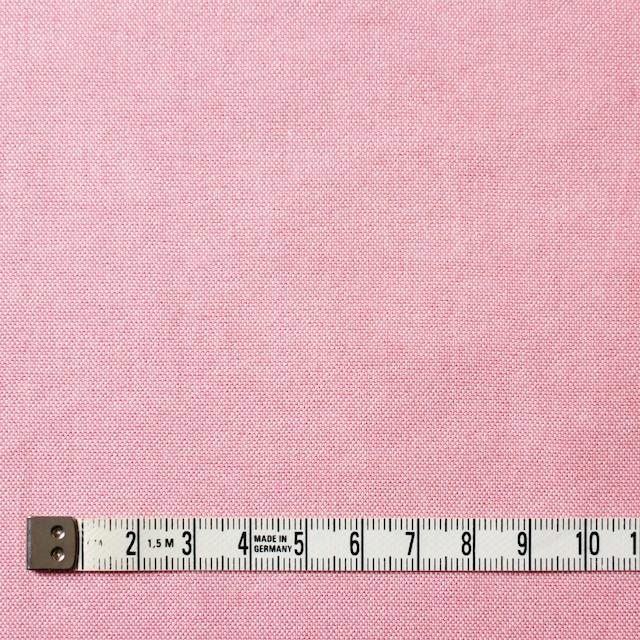 コットン×無地(ピンク)×オックスフォード・ワッシャー_全4色 イメージ4