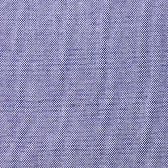 コットン×無地(ネイビーブルー)×オックスフォード・ワッシャー_全4色 サムネイル1