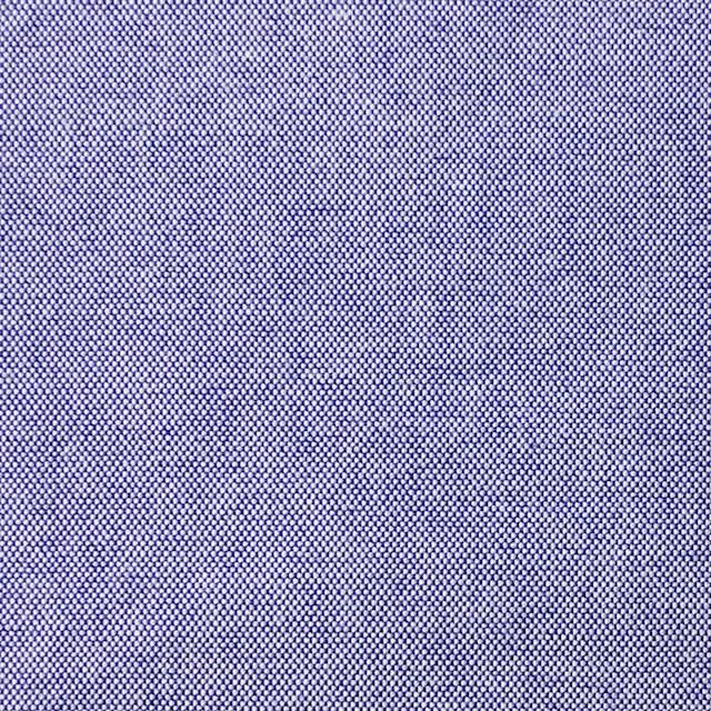 コットン×無地(ネイビーブルー)×オックスフォード・ワッシャー_全4色 イメージ1