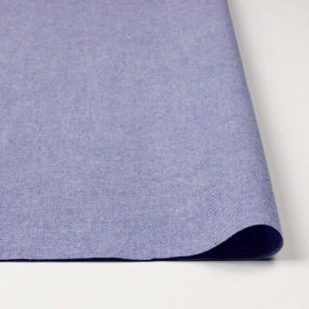 コットン×無地(ネイビーブルー)×オックスフォード・ワッシャー_全4色 サムネイル3