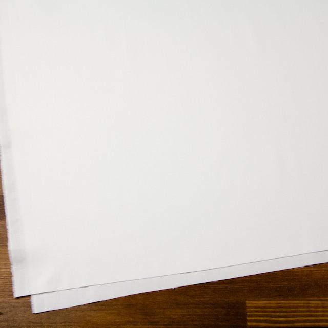 コットン&ポリウレタン×無地(オフホワイト)×オックスフォード・ストレッチ イメージ2