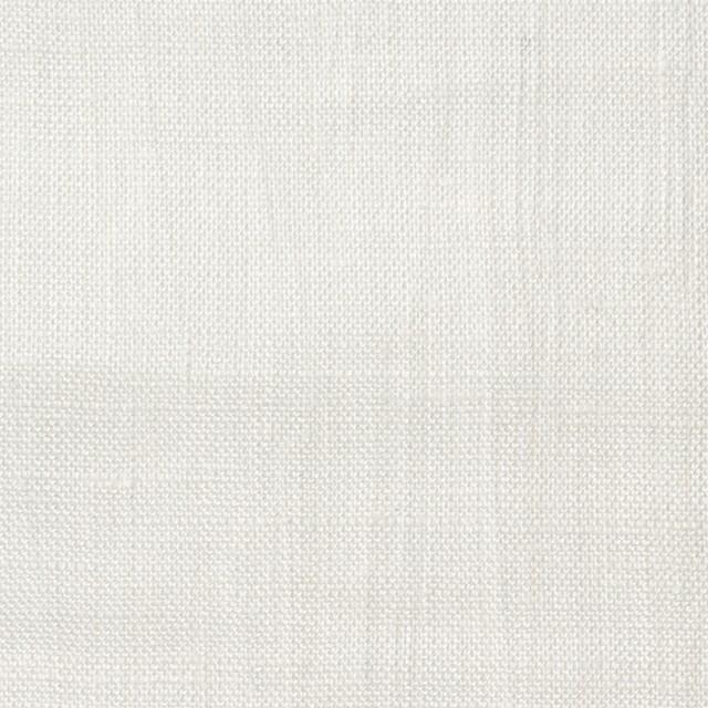 リネン×無地(オフホワイト)×ボイル イメージ1