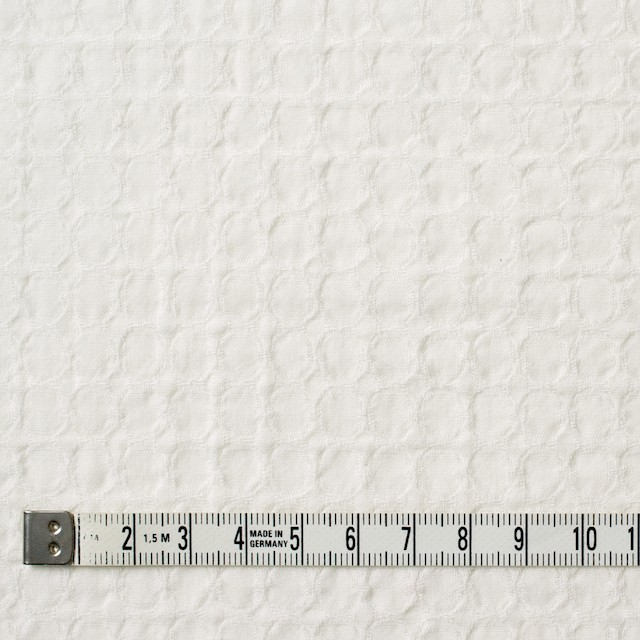 コットン×無地(オフホワイト)×シーチングドビー_全2色 イメージ4