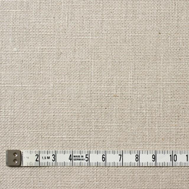 リネン&コットン×無地(キナリ)×キャンバス イメージ4