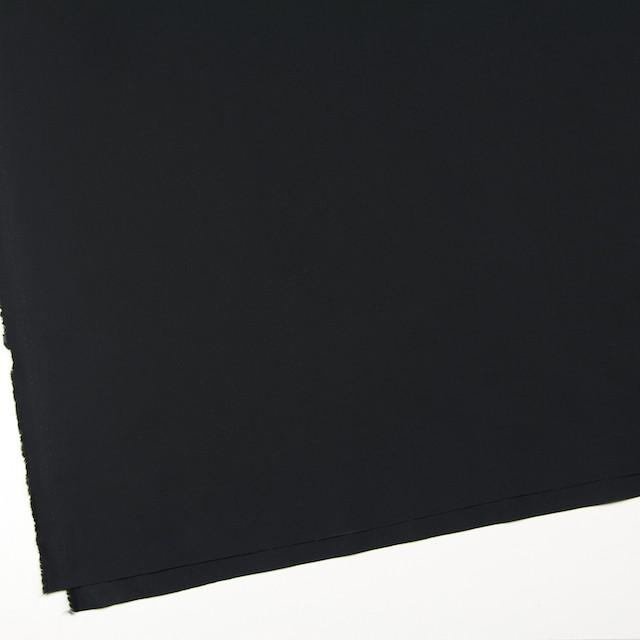 コットン×無地(ブラック)×ブロード イメージ2