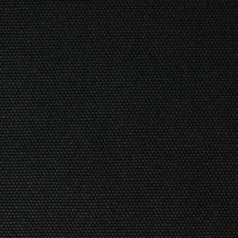 コットン×無地(ブラック)×キャンバス サムネイル1