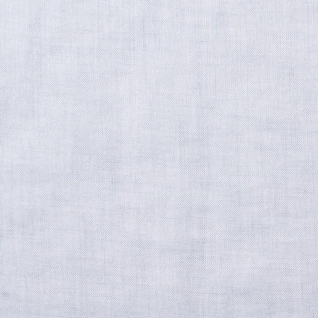 コットン&リネン×無地(ライトスチールブルー)×ボイル_全6色 イメージ1