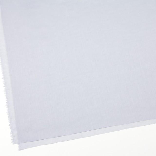 コットン&リネン×無地(ライトスチールブルー)×ボイル_全6色 イメージ2