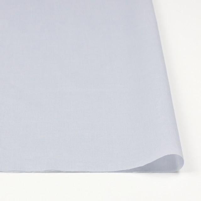 コットン&リネン×無地(ライトスチールブルー)×ボイル_全6色 イメージ3