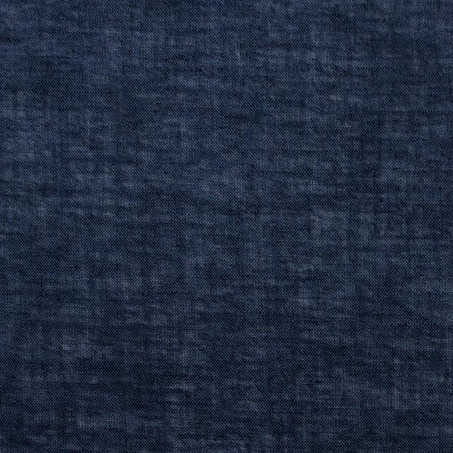 コットン&リネン×無地(ダークネイビー)×ボイル_全6色 イメージ1