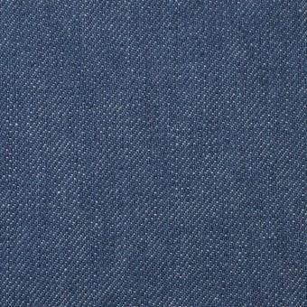 コットン&ポリウレタン×無地(インディゴブルー)×デニムストレッチ サムネイル1