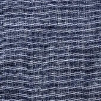 コットン×無地(ネイビー)×トリプルガーゼ サムネイル1