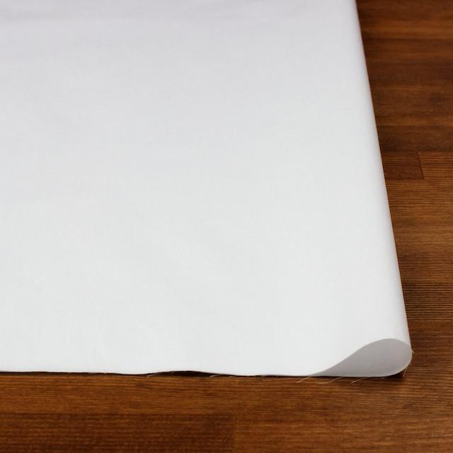 コットン&リネン×無地(ホワイト)×薄サージ_全3色 イメージ3