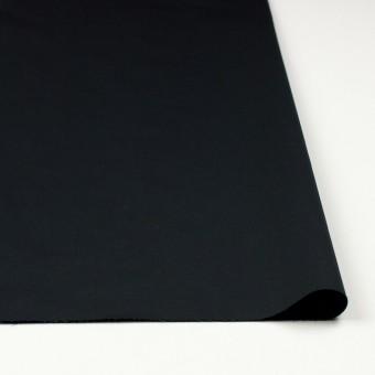 コットン&リネン×無地(ブラック)×薄サージ_全3色 サムネイル3