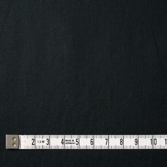 コットン&リネン×無地(ブラック)×薄サージ_全3色 イメージ4