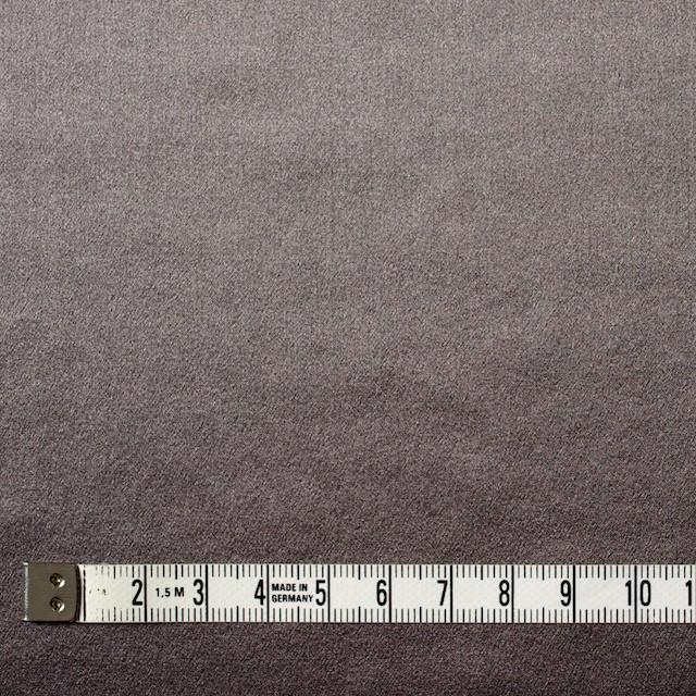 シルク×無地(ライラックグレー)×サテン_全5色 イメージ4