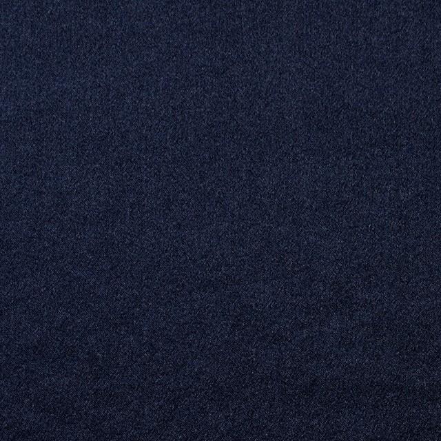 シルク×無地(ネイビー)×サテン_全5色 イメージ1
