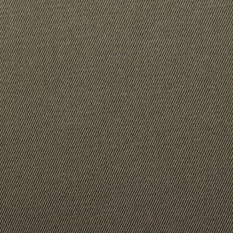 コットン×無地(カーキ)×チノクロス(ウエポン)_全2色 サムネイル1