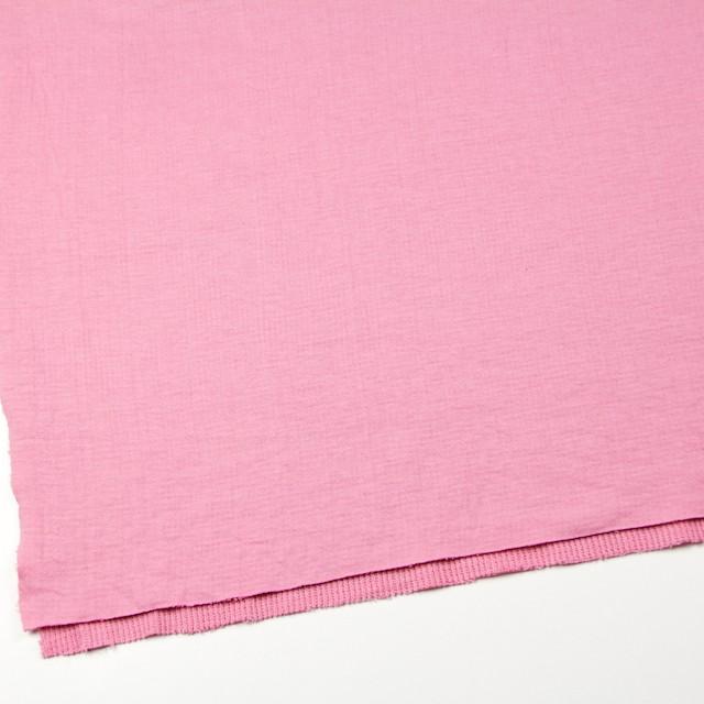 コットン×無地(ピンク)×Wニット_全6色(シリーズ1) イメージ2