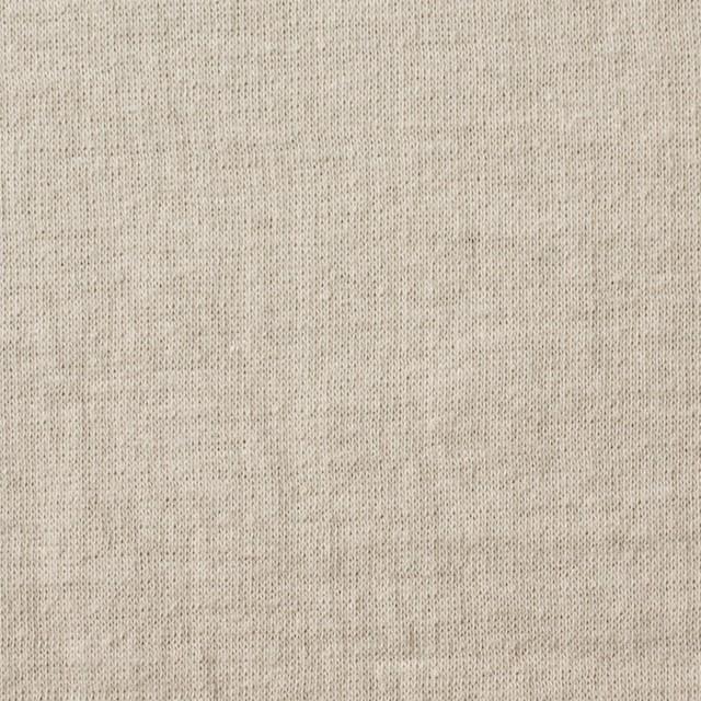 コットン×無地(アイボリー)×Wニット_全4色(シリーズ2) イメージ1