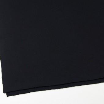 コットン×無地(ブラック)×Wニット_全6色(シリーズ4) サムネイル2