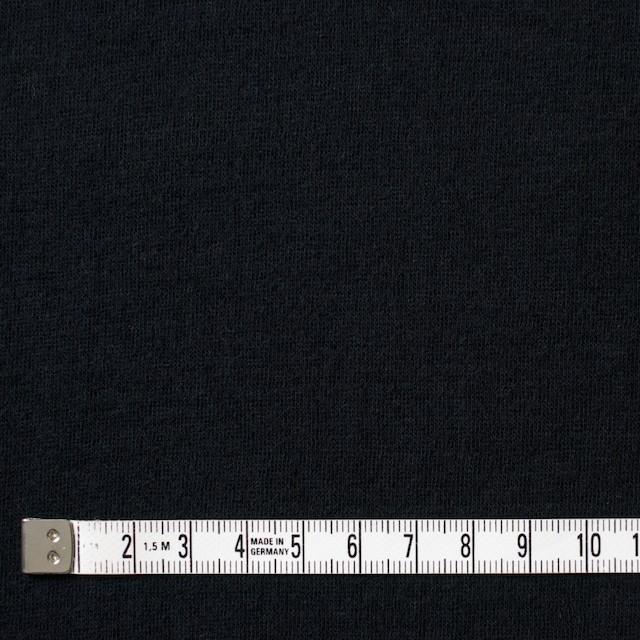 コットン×無地(ブラック)×Wニット_全6色(シリーズ4) イメージ4