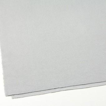 コットン×無地(ライトグレー)×Wニット サムネイル2