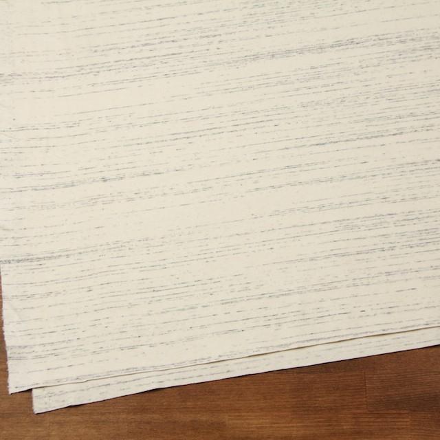 コットン×ボーダー(キナリ)×フライスニット_全2色 イメージ2