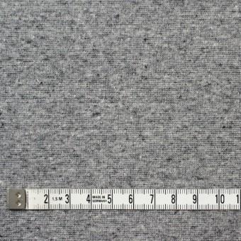 コットン×無地(杢グレー)×フライスニット サムネイル4