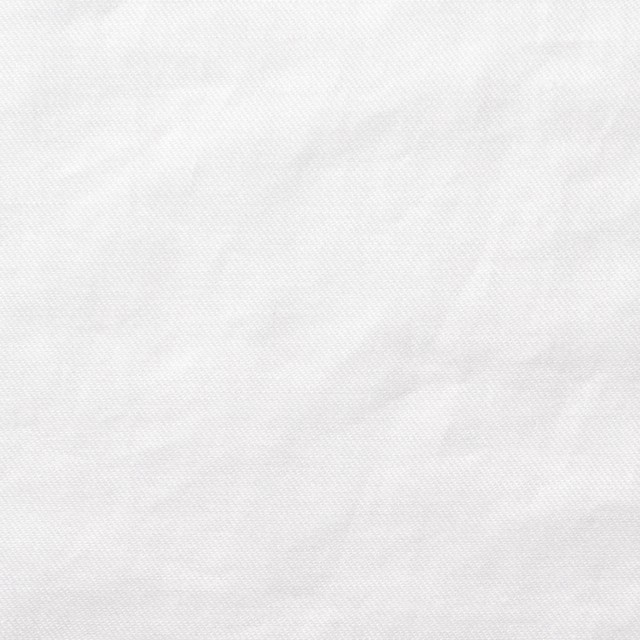 コットン&リネン×無地(オフホワイト)×薄サージワッシャー_全4色 イメージ1