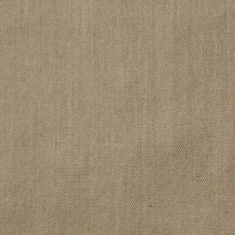 コットン&リネン×無地(カーキ)×薄サージワッシャー_全4色 サムネイル1