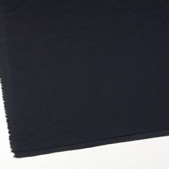 コットン&リネン×無地(ブラック)×薄サージワッシャー_全4色 サムネイル2