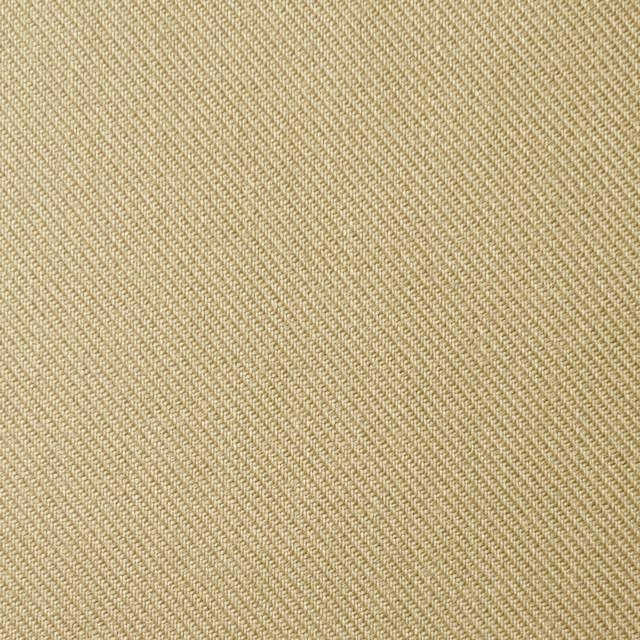 コットン×無地(ライトベージュ)×サージ_全4色 イメージ1