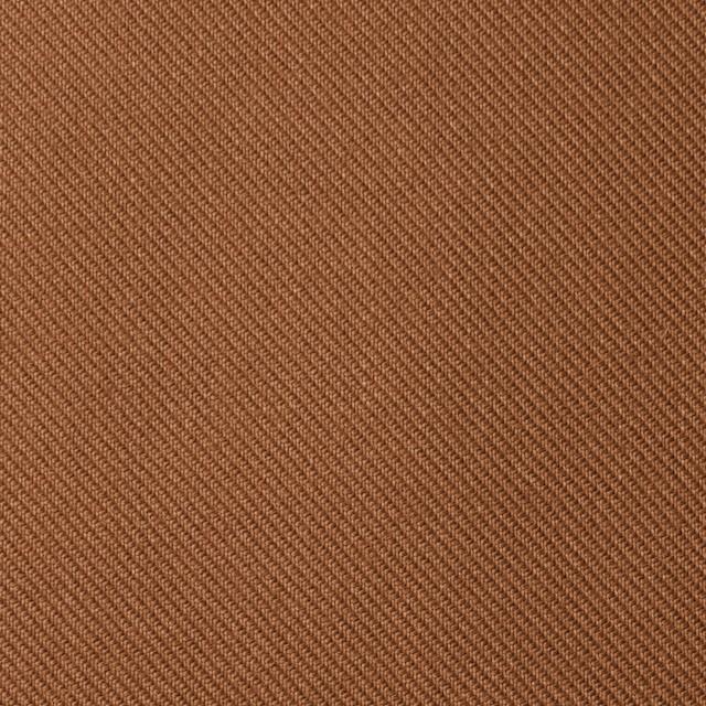 コットン×無地(テラコッタ)×サージ_全4色 イメージ1
