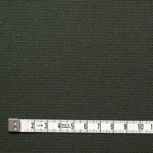 コットン×無地(カーキグリーン)×7号帆布(パラフィン加工)_全6色 イメージ3