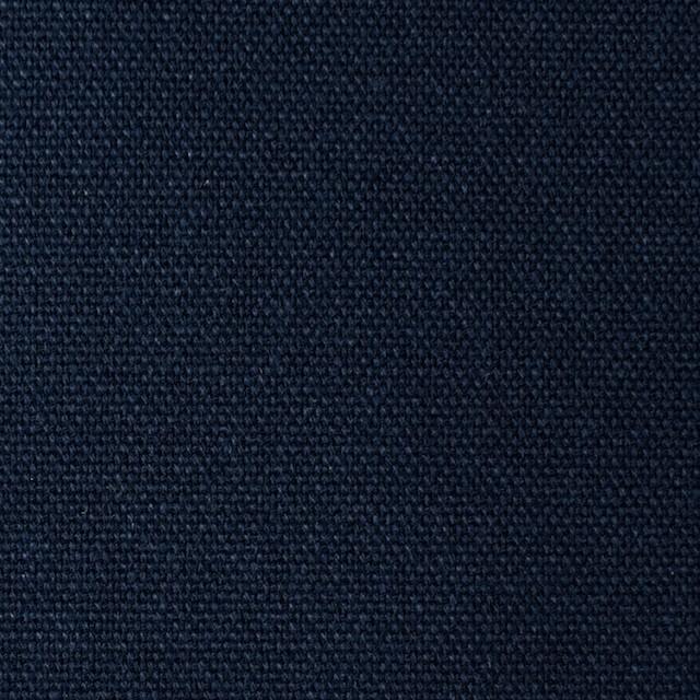 コットン×無地(ネイビー)×7号帆布(パラフィン加工)_全6色 イメージ1
