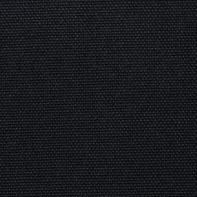 コットン×無地(ブラック)×7号帆布(パラフィン加工)_全6色 イメージ1