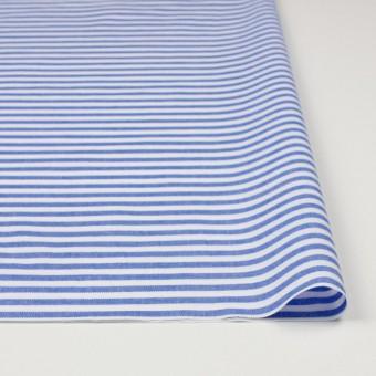 コットン×ボーダー(ブルー)×オックスフォード_全3色 サムネイル3