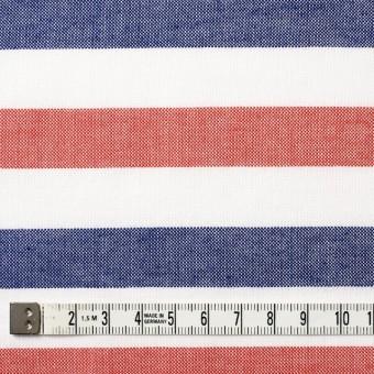 コットン×ボーダー(トリコロール)×オックスフォード_全3色 サムネイル4