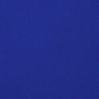 コットン&ポリウレタン×無地(ロイヤルブルー)×チノクロス・ストレッチ サムネイル1