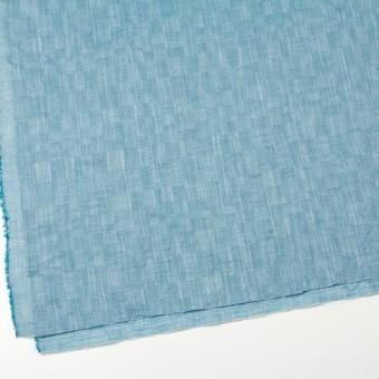 コットン&テンセル×無地(エメラルドブルー)×ガーゼ_全2色 サムネイル2