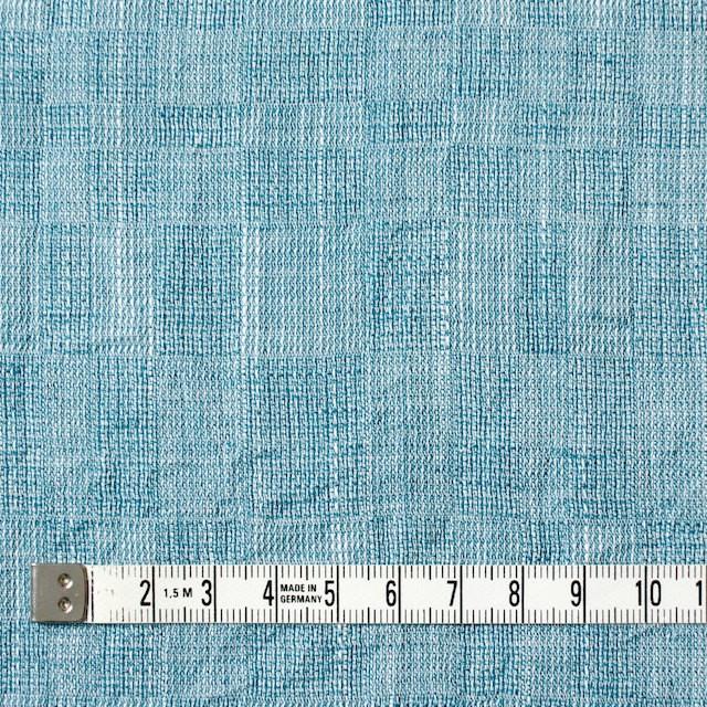 コットン&テンセル×無地(エメラルドブルー)×ガーゼ_全2色 イメージ4