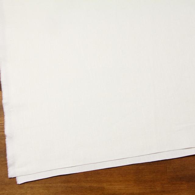 リネン×無地(オフホワイト)×キャンバス イメージ2