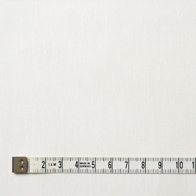 リネン&コットン×無地(オフホワイト)×キャンバス イメージ4
