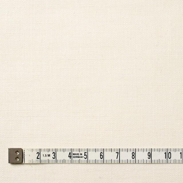 リネン&コットン×無地(アイボリー)×キャンバス イメージ4
